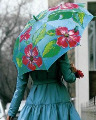 Зонт «Тропический»