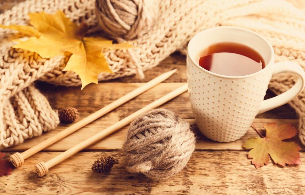Как выбрать пряжу для вязания зимних вещей. Полезные советы