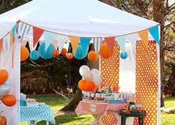 палатка день рождение